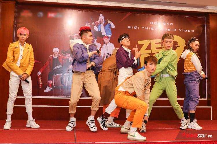 Zero 9: Chúng tôi theo đuổi concept của NCT 127 nhưng lại luôn bị đánh đồng với BTS