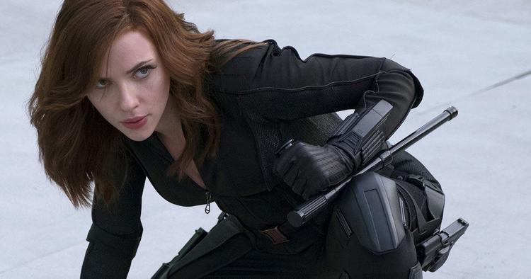Black Widow tiến vào cuộc chiến Vô cực với tâm thế dè chừng trước sau hết mực.