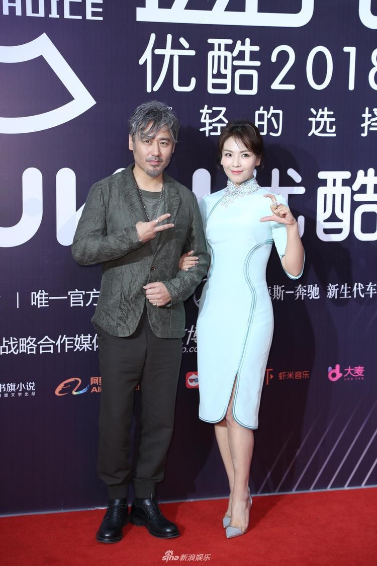 Cặp diễn viên chính của Liên minh quân sư - Ngô Tú Ba và Lưu Đào.