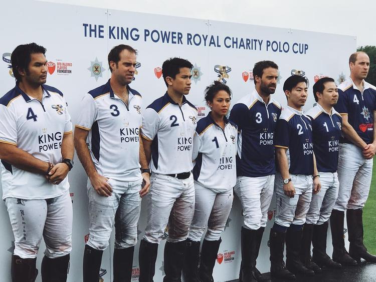 Anh đã đại diện cho Brunei tham gia thi đấu môn Polo tại SEA Games 29 diễn ra tại Malaysia.