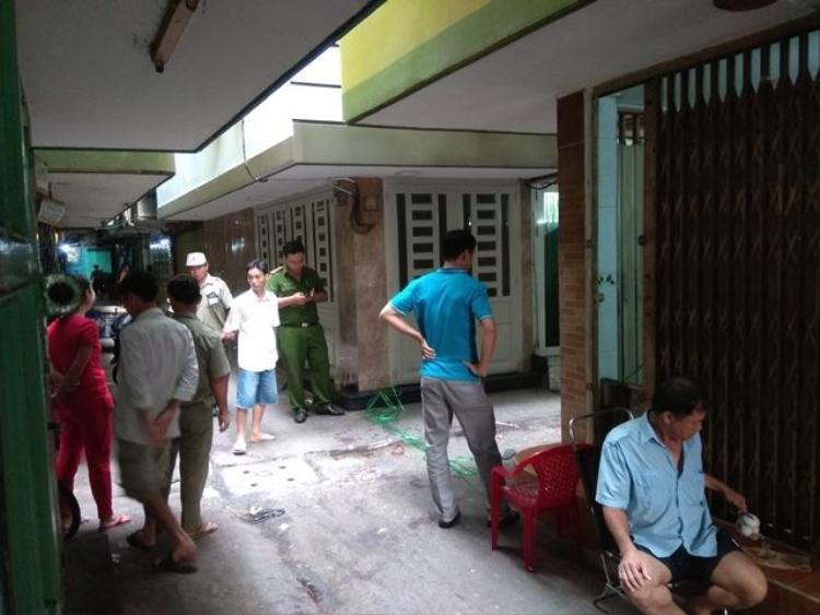 Nam thanh niên bị truy sát đến chết ở trung tâm Sài Gòn