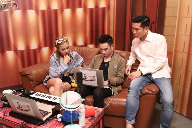 Ngẫu hứng âm nhạc: Cảm hứng sáng tác có một không hai của team Hồ Hoài Anh