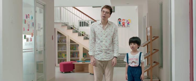 'Ông ngoại tuổi 30': Phim được nhưng vẫn chưa đã