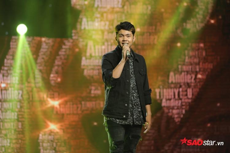 Andiez thắng điểm tuyệt đối, nhạc sĩ Hoài Sa lập tức hoá fan cuồng của HLV Hồ Hoài Anh