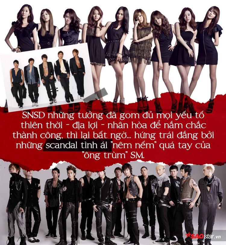 Từ Black Ocean 10 năm trước, không phải DBSK, SNSD hay Super Junior: Thời gian mới là trùm cuối!