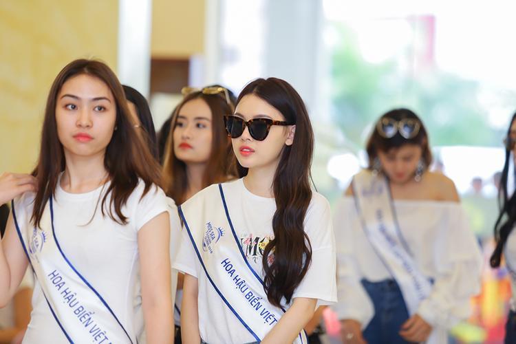 Trước thềm bán kết Hoa hậu biển Việt Nam toàn cầu, nhiều đối thủ đáng gờm 'xuất đầu lộ diện