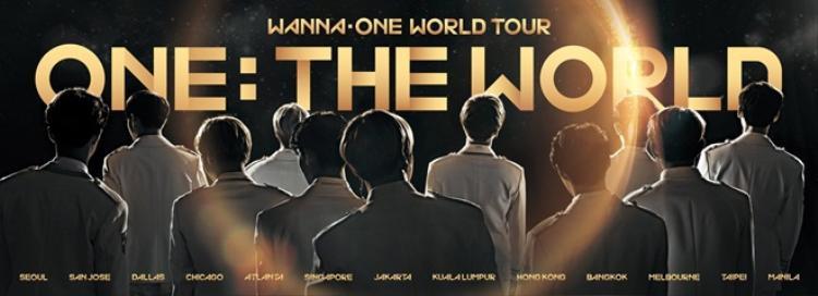 Comeback chưa nguội, Wanna One tiếp tục hâm nóng tên tuổi bằng 1 tour thế giới