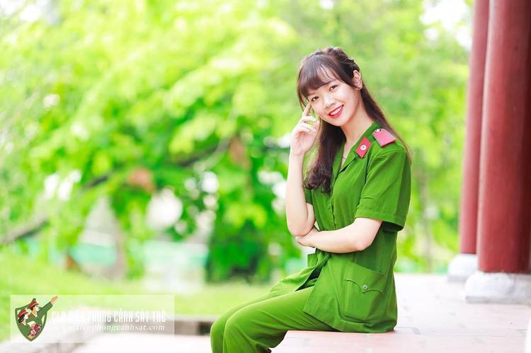 Cô bạn Thanh Mai.