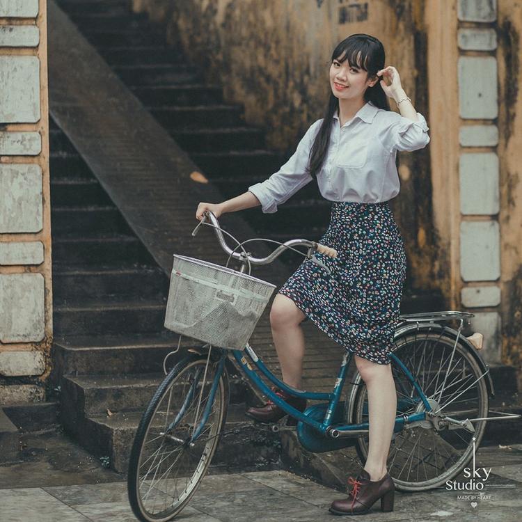 Thanh Mai đến từ Quảng Ninh.