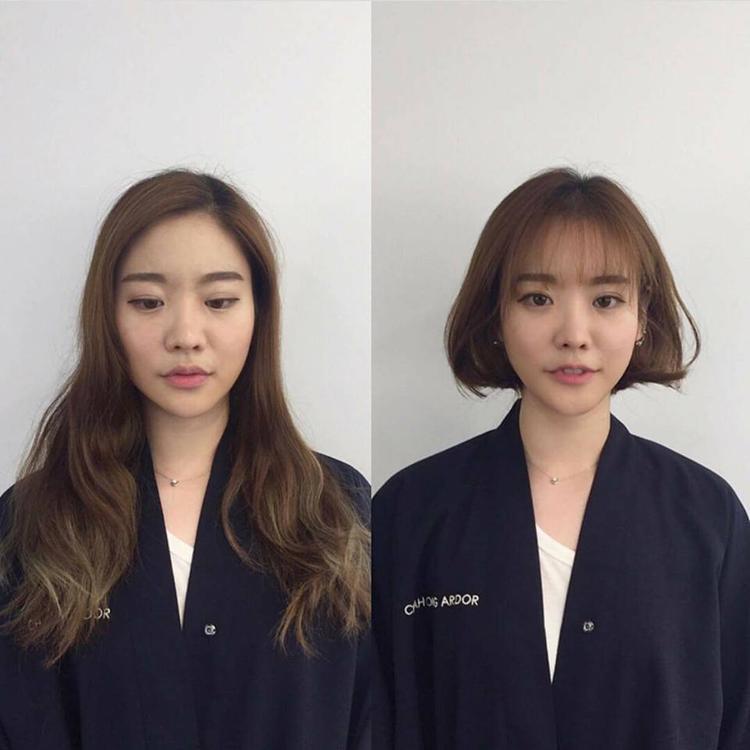 Nhẹ nhàng đúng chuẩn Hàn Quốc