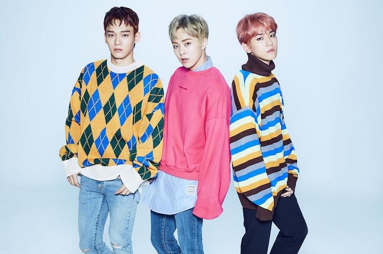 Gần ngày trở lại, EXO-CBX tung thính xác nhận tên album kèm ca khúc chủ đề