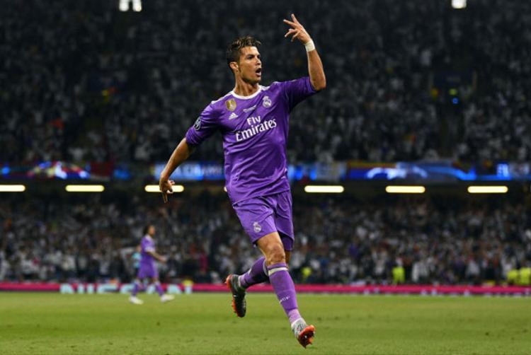 Ronaldo rất có duyên ghi bàn vào lưới Juve.