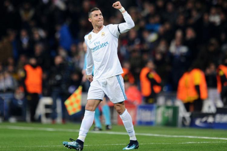 Ronaldo đang đạt phong độ tốt từ đầu năm 2018.