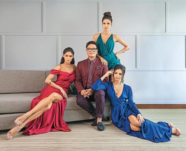 """Jonas Gaffudchính là """"ông trùm hoa hậu"""" quyền lực nhất hiện nay, người đã giúp Philippines """"soán ngôi"""" cường quốc hoa hậu từ tay của Venezuela vào năm 2016."""