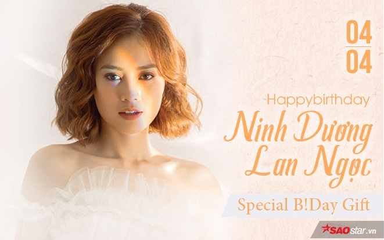 Xin chúc cho Ninh Dương Lan Ngọc một tuổi mới với thật nhiều thành công và hạnh phúc!