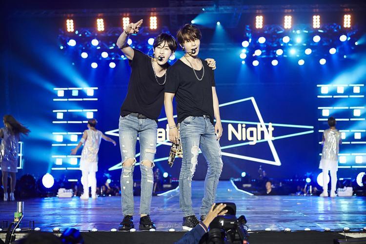 Tình bạn thân thiết của Eunhyuk và Donghae luôn khiến nhiều người ngưỡng mộ.