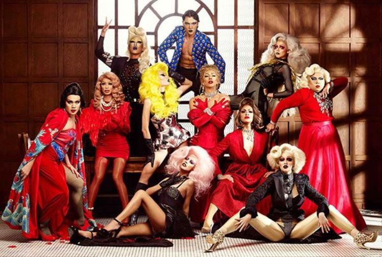 Drag Race  Phép lai hoành tráng giữa Next Top Model và The Face của cộng đồng LGBT
