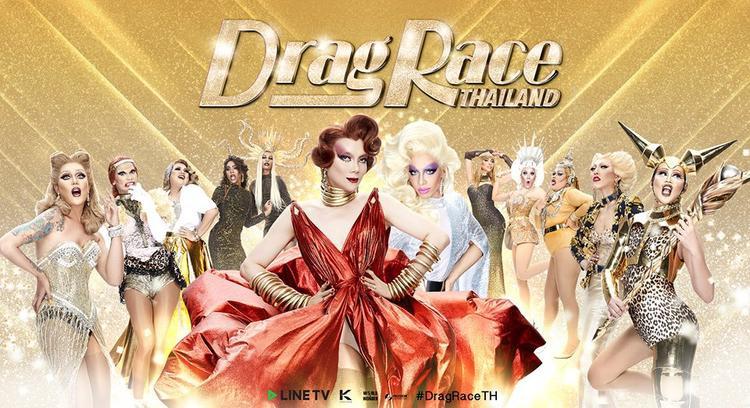 Điển hình, phiên bản Drag Race Thailand vừa được sản xuất cũng nhanh chóng nhận được sự theo dõi của đông đảo khán giả.