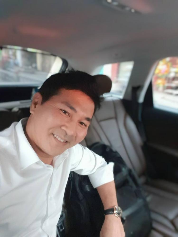 Doanh nhân trẻ Nguyễn Hoài Nam.