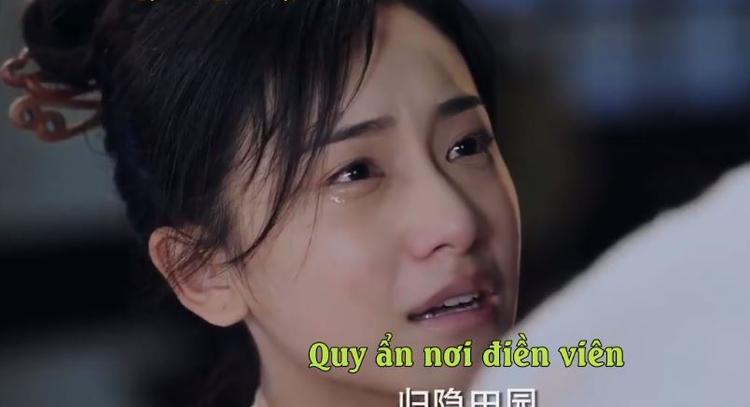 Nhạc Linh San đau khổ cầu xin Lâm Bình Chi buông tha cho cha, cùng nhau quy ẩn