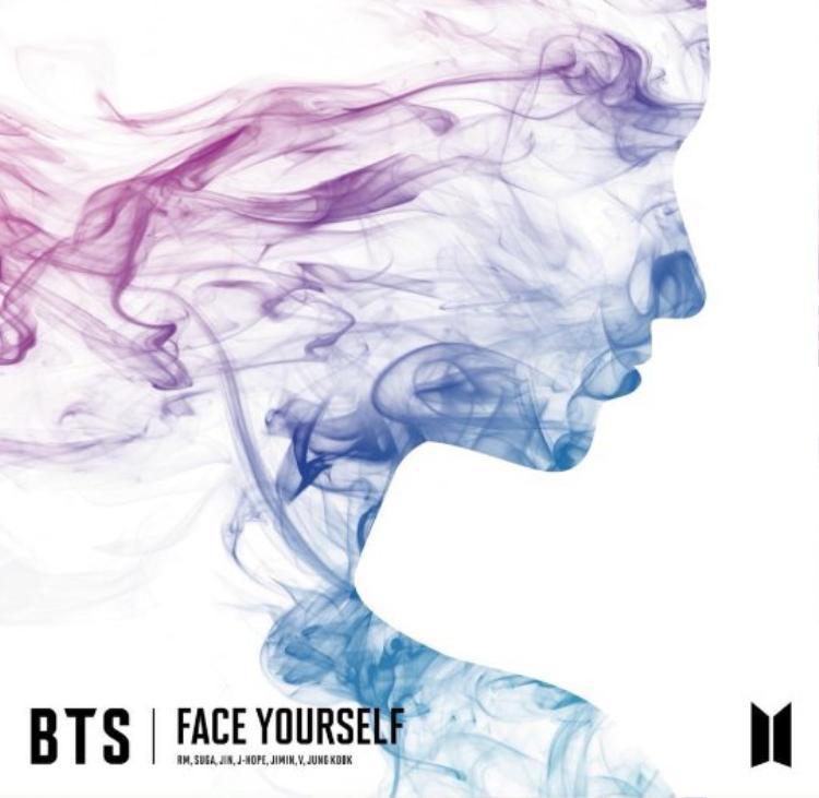 Chỉ vừa mới phát hành nhưng FACE YOURSELF đã leo lên No.1 iTunes của 49 nước.