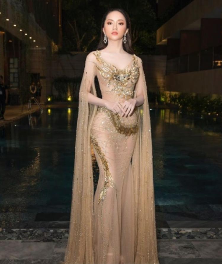 Khi được ngỏ ý tham gia đêm nhạc của Đàm Vĩnh Hưng - Lệ Quyên, Hương Giang không chần chừ mà nhận lời ngay.