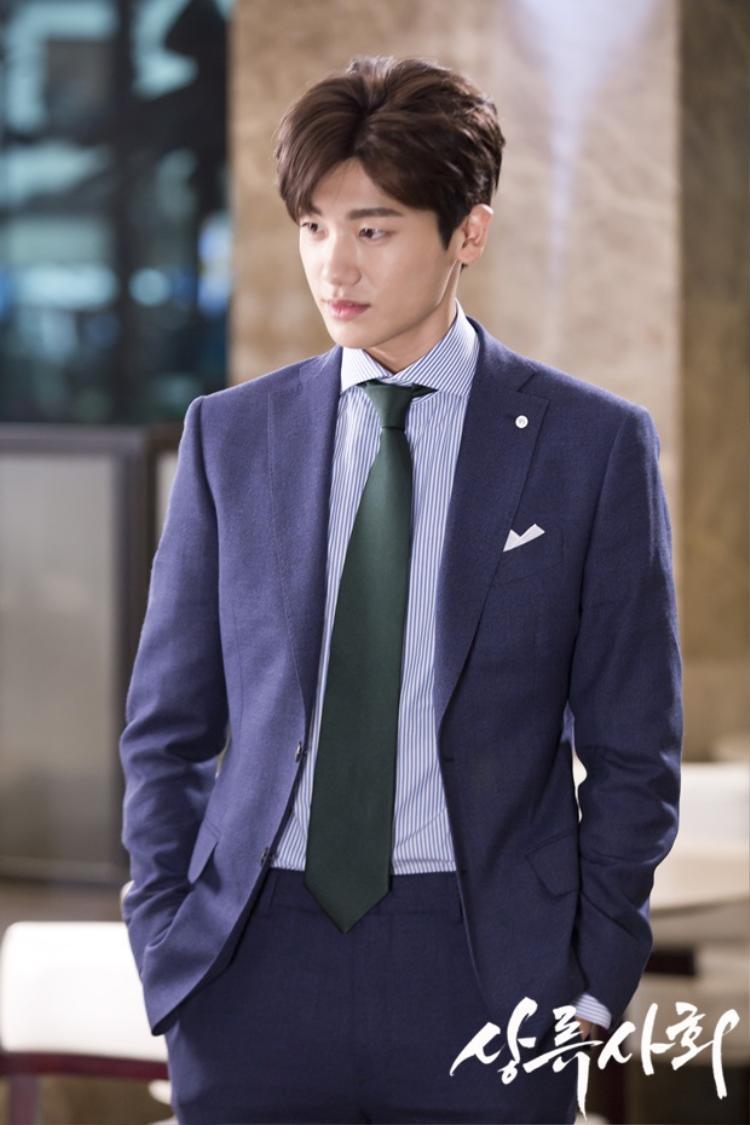 Park Hyung Sik: Anh chàng chuyên trị vai thiếu gia cuối cùng đã nghèo trong Suits
