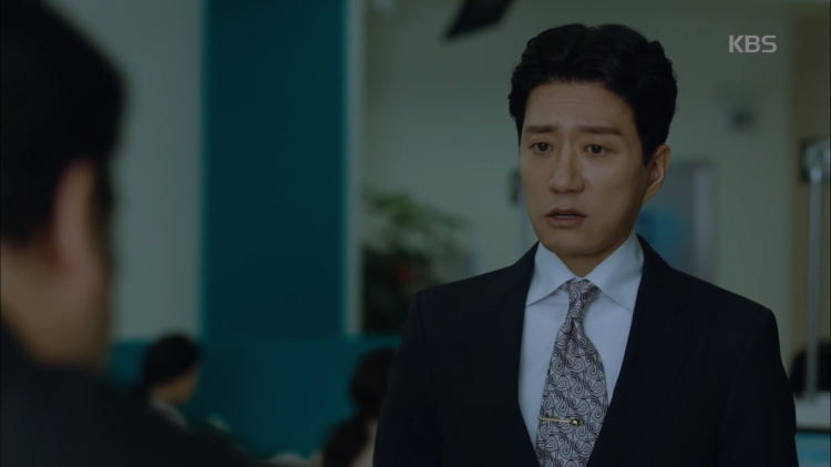Giám đốc Dong Hyun Cheol (Kim Myung Min).