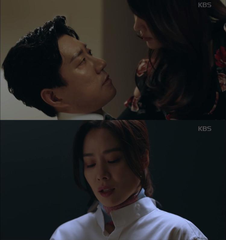 Lee Hyun Joo vào vai vợ của giám đốc Song Hyun Cheol.