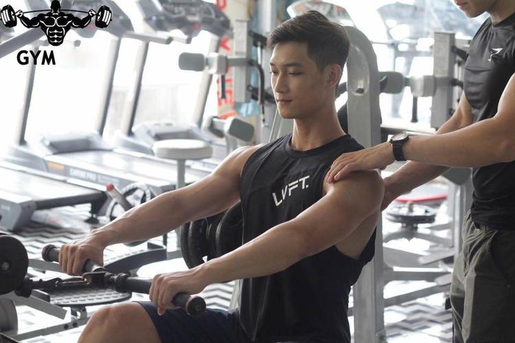 Trong quá trình luyện tập, Anh Tú cũng đối diện với những khó khăn, tuy nhiên anh vẫn không bỏ cuộc.