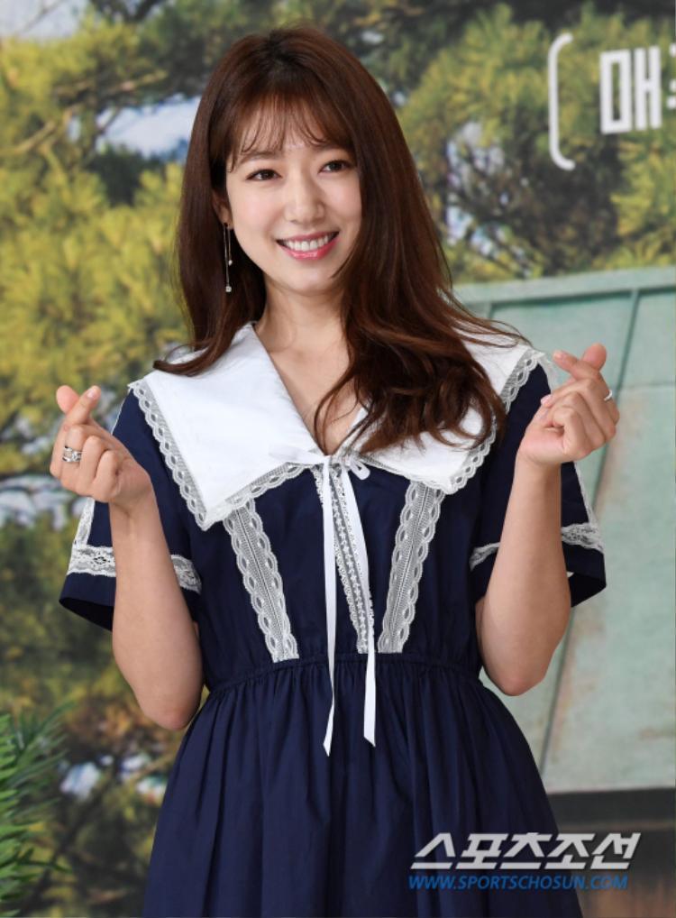 Nữ diễn viên 28 tuổi - Park Shin Hye.