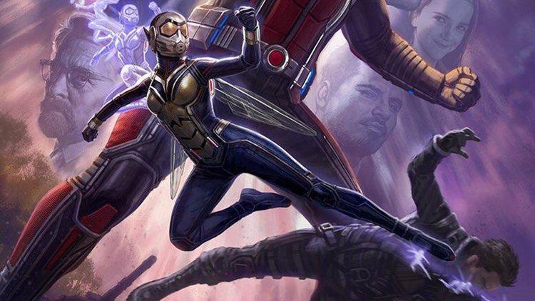 Bị lạc ở TinyLand khiến nàng Alice The Wasp không kịp đến dự đại tiệc anh hùng Infinity War!