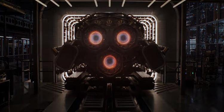 Cỗ máy giúp Ant-Man và The Wasp đi vào Thế giới Lượng tử (Ảnh được cắt từ trailer phim).