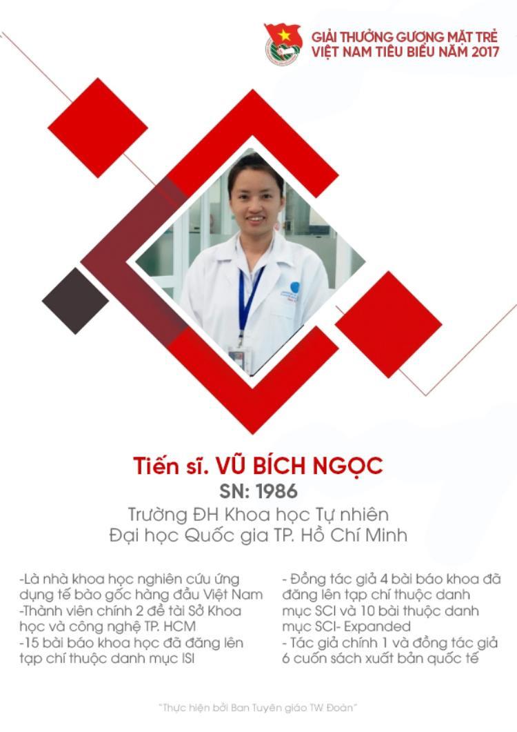Nữ TS nghiên cứu tế bào gốc hàng đầu Việt Nam: Làm thật và làm đúng thành công sớm muộn cũng đến tìm bạn