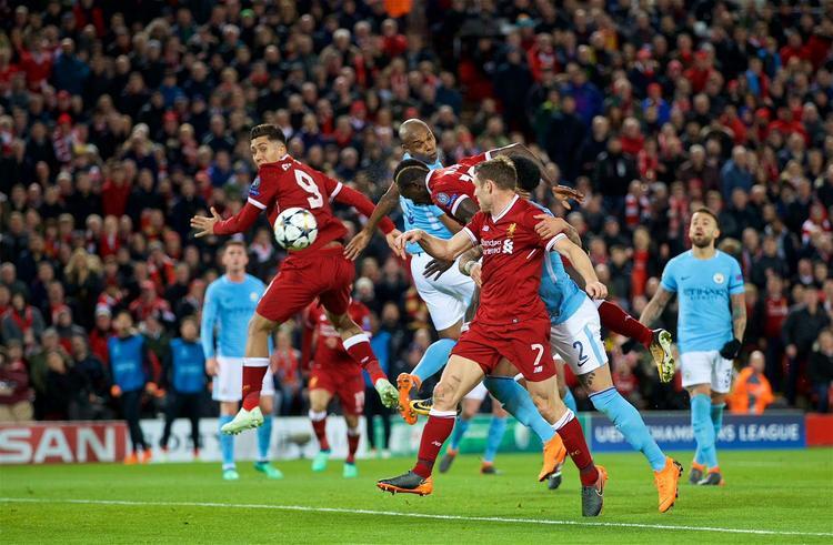 Cơn ác mộng kinh hoàng của Man City tại Anfield