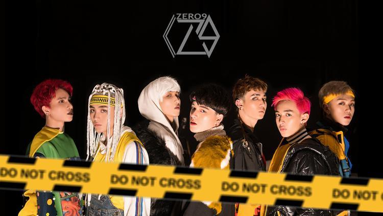 Nhóm nhạc của Tăng Nhật Tuệ  Zero 9: Logo giống EXO, phát ngôn bị đánh đồng BTS