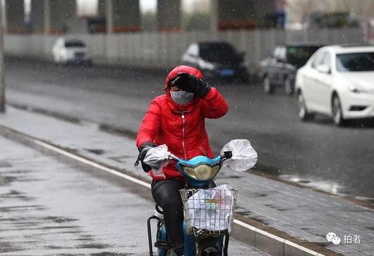 Mặc dù tuyết rơi vào tháng 4 khá hiếm gặp nhưng Bắc Kinh từng đón tuyết 12 lần vào thời điểm này.