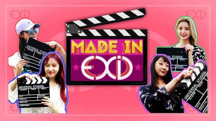 Các fan Việt vô cùng tự hào khi các cô gái EXID chọn Việt Nam làm điểm dừng chân đầu tiên cho show thực tế Made in EXID.