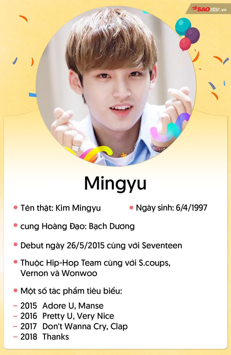 Kim MinGyu (SEVENTEEN): Anh chồng quốc dân của mọi nhà đây rồi