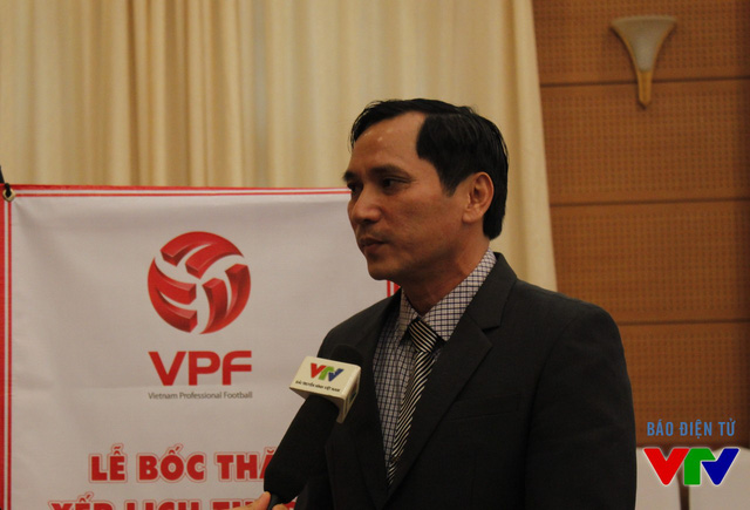 Ông Lê Hồng Cường-Trưởng ban kiểm soát VPF.