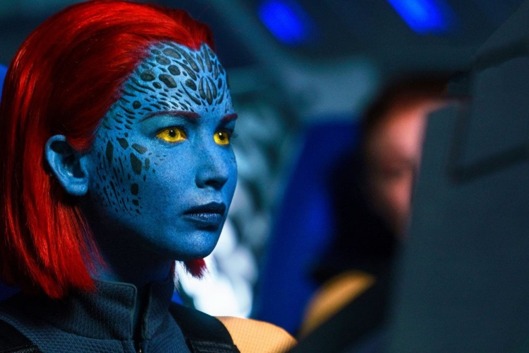 """Jennifer Lawrence chấp nhận trở lại vai Mystique dù từng có ý định rời phim """"X-Men""""."""