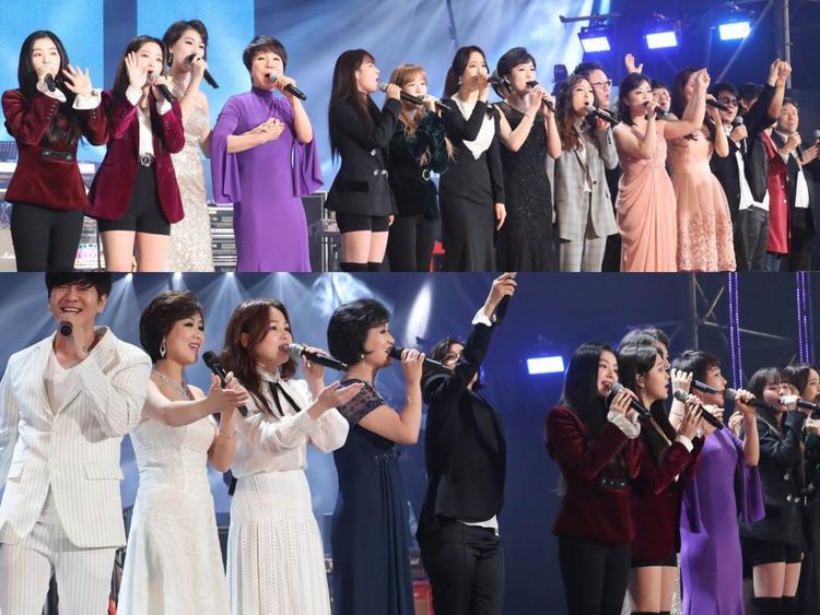Tiết mục bị cắt sóng của Red Velvet tại Triều Tiên: Hát nhép, khán giả 'im như tượng'