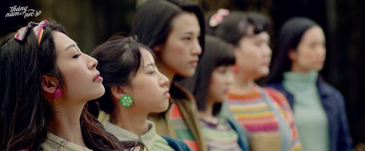 Vượt 2 phim của Thái Hòa, Tháng năm rực rỡ lọt top 5 phim Việt có doanh thu cao nhất