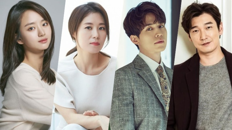Phim mới của Lee Dong Wook bất ngờ công bố dàn cast khủng khiến fan 'bấn loạn'