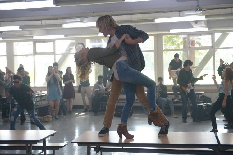 Status Update: Đã lâu rồi mới có một phim làm sống lại không khí thời trung học giống High School Musical