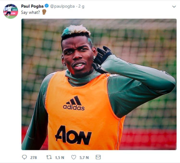 Trước trận đại chiến, Pep Guardiola chơi đòn tâm lý với Pogba