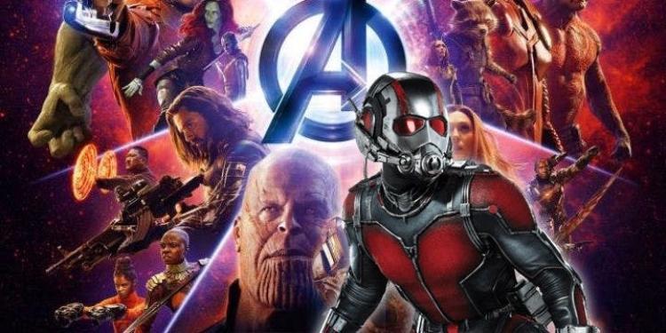 Fan mừng rơn khi phát hiện hình ảnh lấp ló của Ant-Man trên poster Avengers: Infinity War