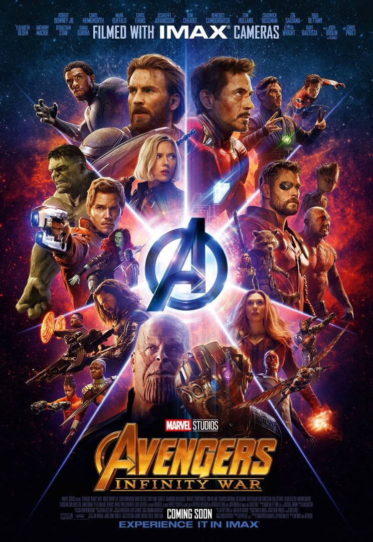 Avengers: Infinity War tiếp tục gây phấn khích với clip trích đoạn hành động của Người Nhện