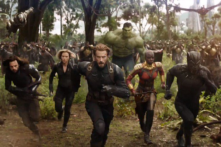 Phản hồi của khán giả sau khi được xem 30 phút đầu của Avengers: Infinity War