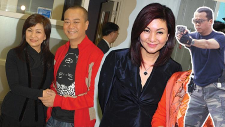 """Lạc Di Linh - Người đàn bà quyền lực, nắm trong tay nhiều """"vận mệnh"""" của diễn viên tại TVB."""